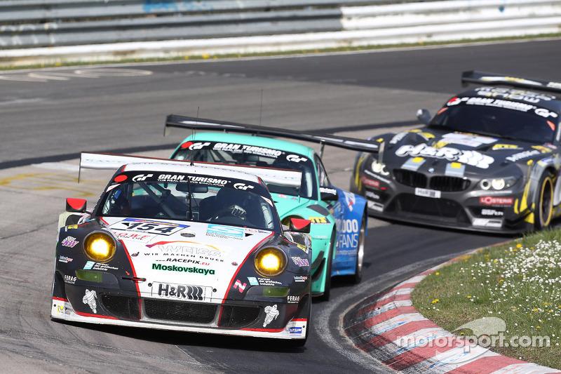 Georg Weiss, Jochen Krumbach, Oliver Kainz, Michael Jacobs, Wochenspiegel Manthey Takımı, Porsche 911 GT3 RSR