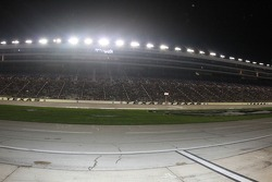 View of the front straight at Texas Motor Speedway
