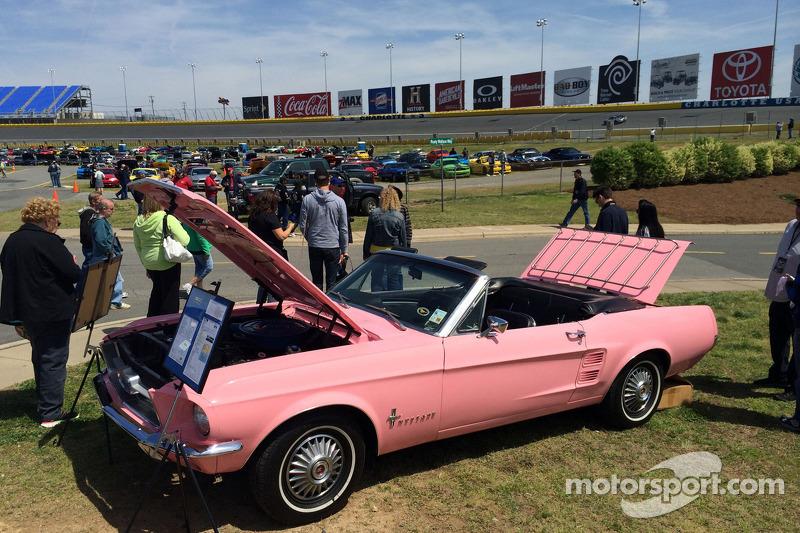 Ford Motor Company 50 ° anniversario di Mustang
