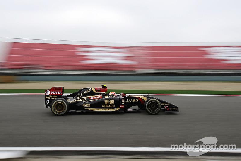 Pastor Maldonado, Lotus F1 E21 (2014)