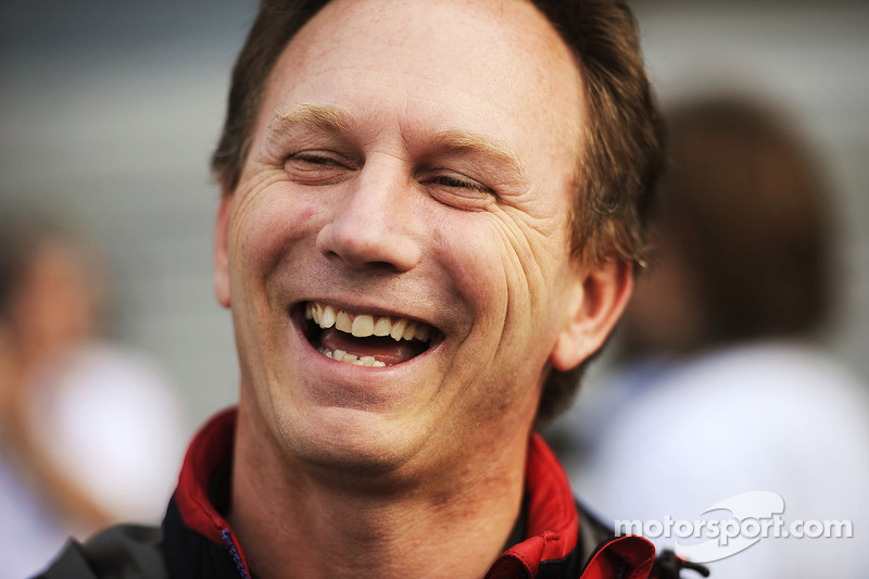 Christian Horner, Red Bull Racing Takım Patronu