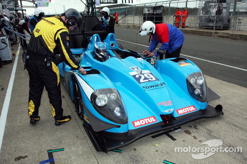 #29 Pegasus Racing 摩根 日产: Julien Schell, Niki Leutwiller, 乔纳森·科尔曼