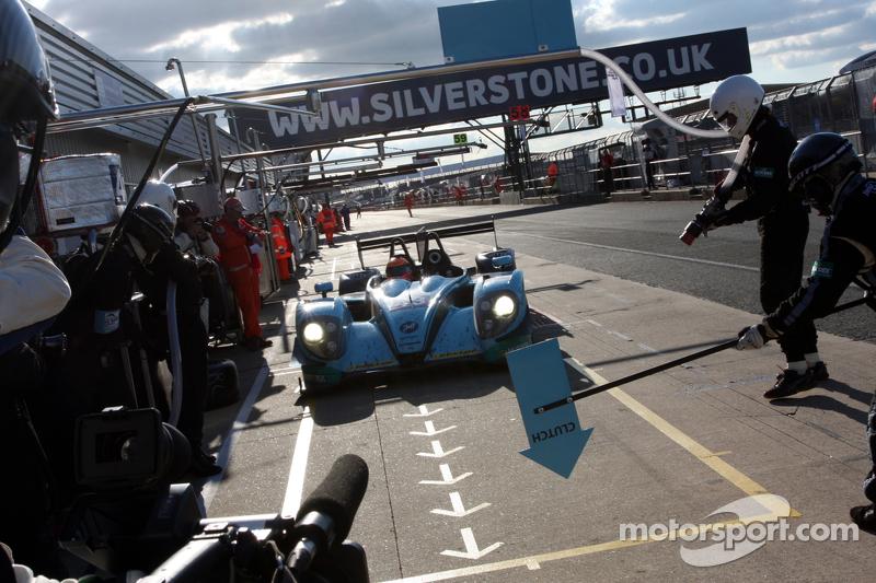 #43 Morand Racing 摩根 Judd: 加里·赫希, 罗曼·布兰德拉, 克里斯蒂安·克莱恩