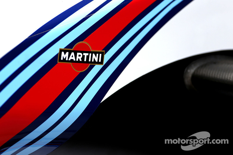 Williams F1 Team, Martini Racing