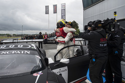 Vencedores da corrida Cesar Ramos, Laurens Vanthoor