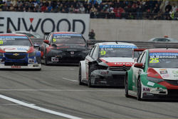 Sébastien Loeb, Citroën C-Elysee WTCC, Citroën Total WTCC crashed