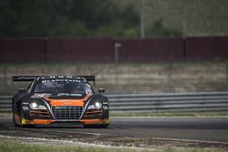 #4 Belgian Audi Club Team WRT Audi R8 LMS Ultra: Mateusz Lisowski, Vincent Abril
