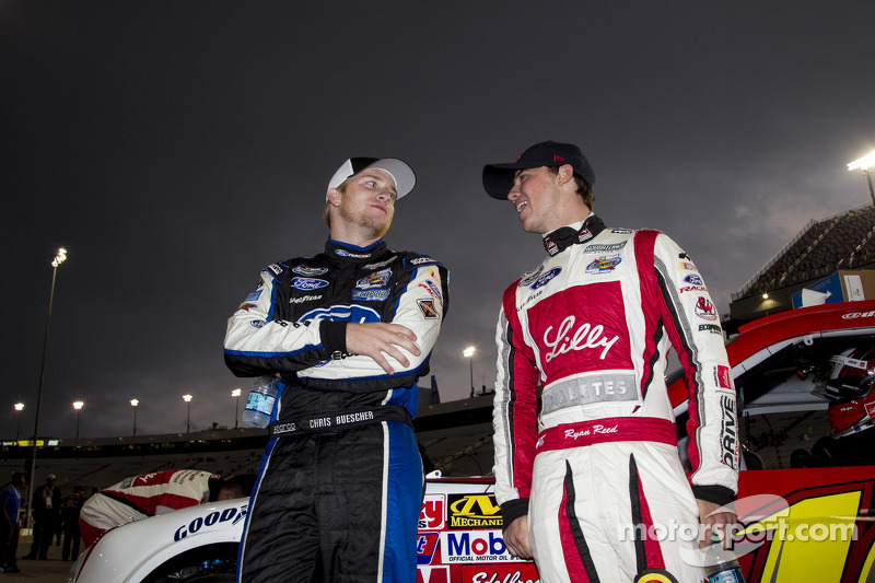 Chris Buescher ve Ryan Reed