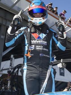 Polesitter Scott McLaughlin, Polestar Racing Volvo S60