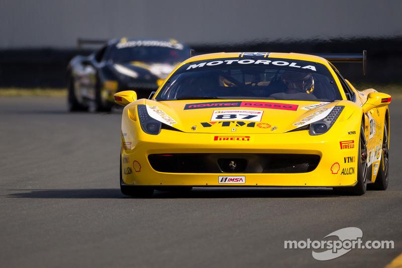 Rich Baek, Ferrari of San Diego