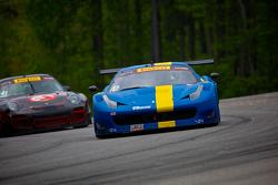 #10 DragonSpeed Ferrari 458 GT3: Henrik Hedman