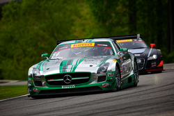 #54 Black River Caviar Mercedes AMG SLS GT: Tim Pappas