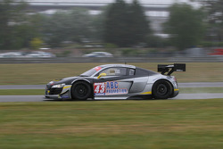 #43 Saintéloc Racing Audi R8 LMS Ultra: Jean-Paul Buffin, Jacques Wolf