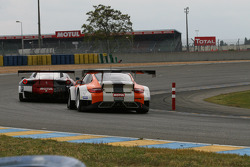 #27 Nourry Compétition 保时捷 911 GT3 R: Michel Nourry, David Loger