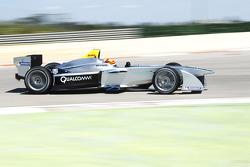 Хо-Пин Тун. Хо-Пин Тун тестирует Spark-Renault SRT_01E, тесты.