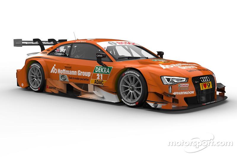 Jamie Green, Hoffmann Group Audi RS 5 DTM