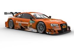 Jamie Green, Audi Team Rosberg, Audi RS 5 DTM