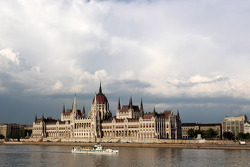 Budapest atmosphere
