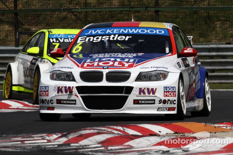 Franz Engstler, 320 TC, Liqui Moly team Engstler e Hugo Valente, Chevrolet Cruze RML TC1, Campos Racing