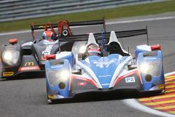 #47 KCMG Oreca 03 - Nissan: Matthew Howson, Richard Bradley, Tsugo Matsuda