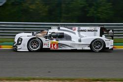 #14 Porsche Team Porsche 919 Hybrid: Romain Dumas, Neel Jani, Marc Lieb