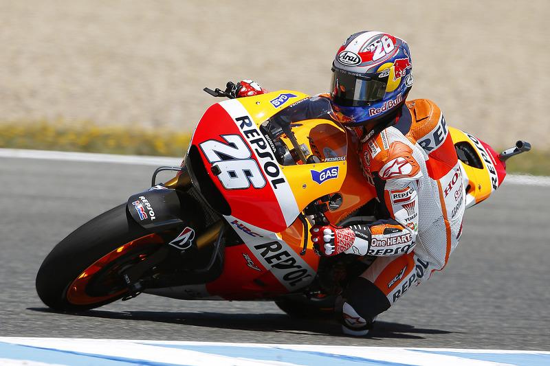 Dani Pedrosa, Repsol Honda Team at Spanish GP