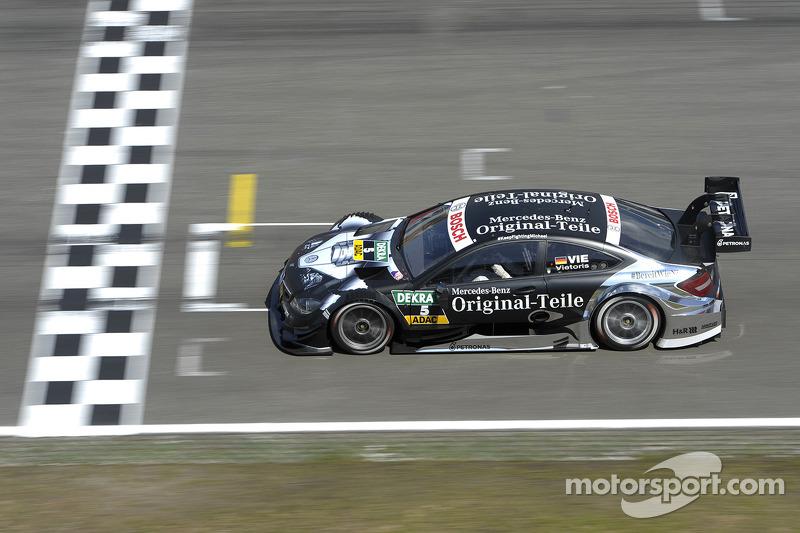 Christian Vietoris, Original-Teile Mercedes AMG, DTM Mercedes AMG C-CoupÈ,