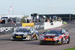 Marc Hynes, Quantel Bifold Racing and Lea Wood, Houseman Racing