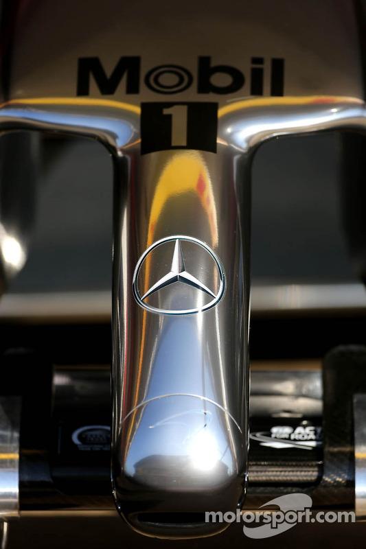 Nase: McLaren MP4-29