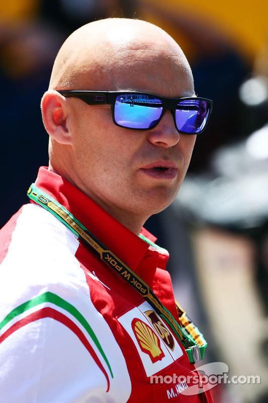Mark Arnall, Personal Trainer