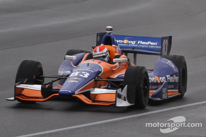 Charlie Kimball, Norvo Nordisk Chip Ganassi Racing Chevrolet