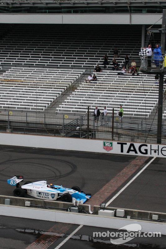 Matthew Brabham takes the win