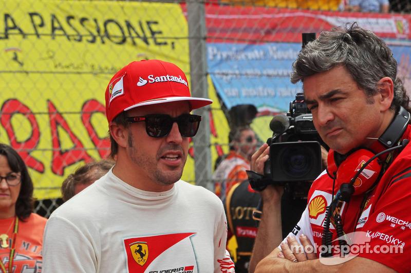 Ferrari 2014: Marco Mattiacci