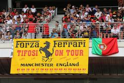 Banderole Ferrari
