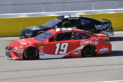 Daniel Suarez, Joe Gibbs Racing, Toyota Camry Coca-Cola and Ross Chastain, Premium Motorsports, Chevrolet Camaro TBA