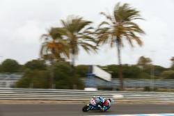 Test di marzo a Jerez