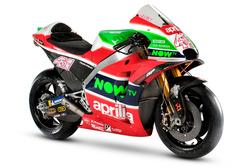Präsentation: Aprilia MotoGP