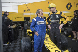 Renault: Showrun in Nizza