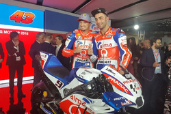 Launching Pramac Racing 2018