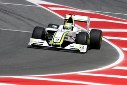 Jenson Button, Brawn Grand Prix BGP 001