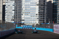 Mitch Evans, Jaguar Racing, Tom Blomqvist, Andretti Formula E Team