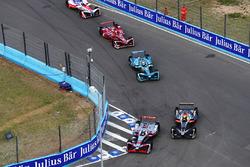 Maro Engel, Venturi Formula E Team, passe Andre Lotterer, Techeetah
