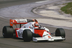 Ники Лауда, McLaren MP4/2 TAG Porsche