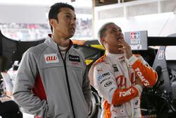 #36 Team Tom's Lexus LC500: Kazuki Nakajima, Yuhi Sekiguchi
