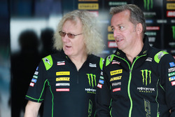Guy Coulon, Hervé Poncharal, Monster Yamaha Tech 3 Team Principal
