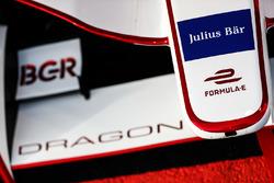 Car of Jose Maria Lopez, Dragon Racing