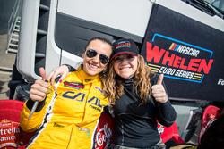 Arianna Casoli, CAAL Racing and Carmen Boix Gil, Alex Caffi Motorsport