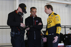 Brad Keselowski, Team Penske, Ford Fusion Alliance Truck Parts Paul Wolfe