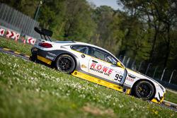 #99 ROWE Racing BMW M6 GT3: Marco Wittmann, Alexander Sims, Nicky Catsburg
