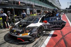 Simon Larsson, Dennis Lind, Lamborghini Huracan GT3, Target Racing